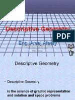 Desciptive Geometry (1)