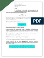 Metodos Numericos Interpolacion Lagrange Newton Moncayo Matute
