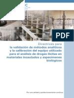 Validation Manual STNAR41