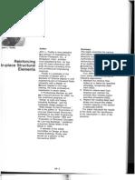 Artigo - Reinforcing in-Plane Structural Elements