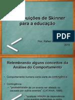Contribuições de Skinner Para a Educação-2