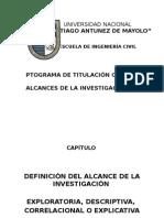 2 Alcances de La Invest.