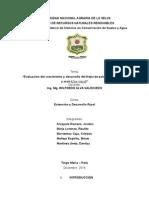 Informe Frejol