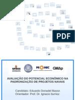 Análise do Potencial Econômico na Padronização de Projetos Navais