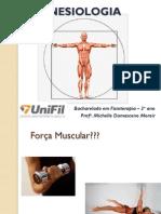 Aula Prova Muscular