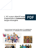 L'Approche Communicative