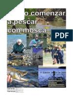 Como Comenzar a pescar con Mosca