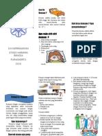 leaflet Kompres Hangat (compress fever)