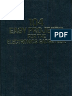 104 Easy Projects for the Electronics Gadgeteer