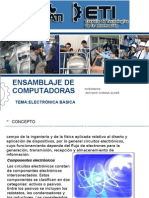 Ensamblaje Intermedio Del PC