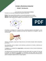 Unidad I parte 1 Electricidad y Electrónica Industrial.pdf