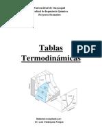 Tablas Termodinámicas