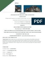 PAKET GAMBAR KERJA _ Jasa Pembuatan Gambar Arsitek Profesional