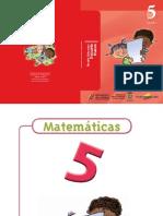 05 en Matemáticas Cartilla 2