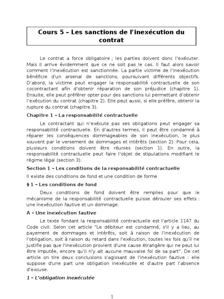 Pdf articles 1146 et 1147 du code civil - Article 675 du code civil ...