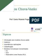 6 Modelos Chuva-Vazão Ruberto Parte1
