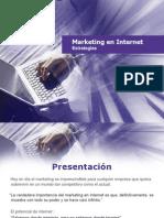 Marketing Por Internet Informacion Negocios electronicos