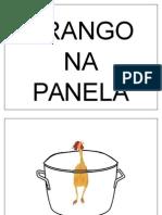 Frango Na Panela- Placa