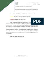 Marcação Do Código - Xiii Exame de Ordem - Penal