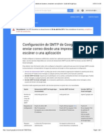 SMTP Google