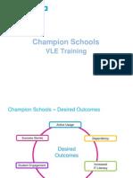 105113412 Champion Schools Training Plans Condensed