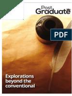Post Graduate - 16 June 2015