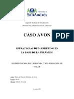 Avon Fuerza de Ventas PDF
