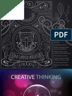 Booklet Design X