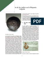 Persecución de Los Judíos en La Hispania Visigoda