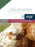 Clima de cambios NUEVOS DESAFÍOS DE ADAPTACIÓN EN URUGUAY