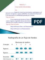 Flujo de Caja (Evaluacion y Formulacion de Proyectos)