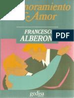 Enamoramiento y Amor-Francesco Alberoni
