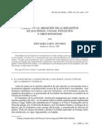 Carlos V y la abolición de la esclavitud de los Indios. Causas, evolución y Circunstancias - Jesús maría García Añoveros.pdf