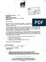 Dti Letter to Marina