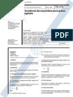 _NBR-11166 TB 378 - Elevadores de cacambas para graos vegetais.pdf
