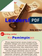Materi Pelatihan PEM01a Leadership