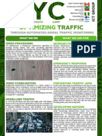 Traffic Optimizing Poster MYC Resolution for 2015