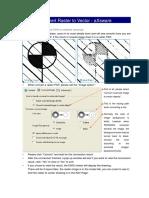 PDF2DWG-Raster2Vector