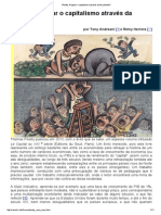 Piketty_ Regular o Capitalismo Através Da Fiscalidade