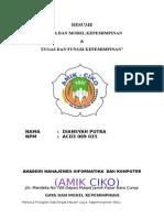 Resume Manjemen Gaya Kepemimpinan