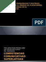 modulo de competencias comunicacionales