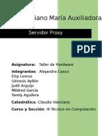 Informe Proxy.docx