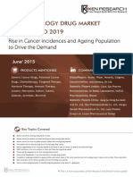 Asia Cancer Drugs Market Research Report 2019