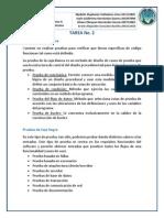 Tarea2_AyDS2 - Conceptos de pruebas para desarrollo de software.