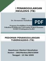 Program Pengendalian TB