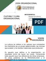 Cultura y Clima 0rganizacional