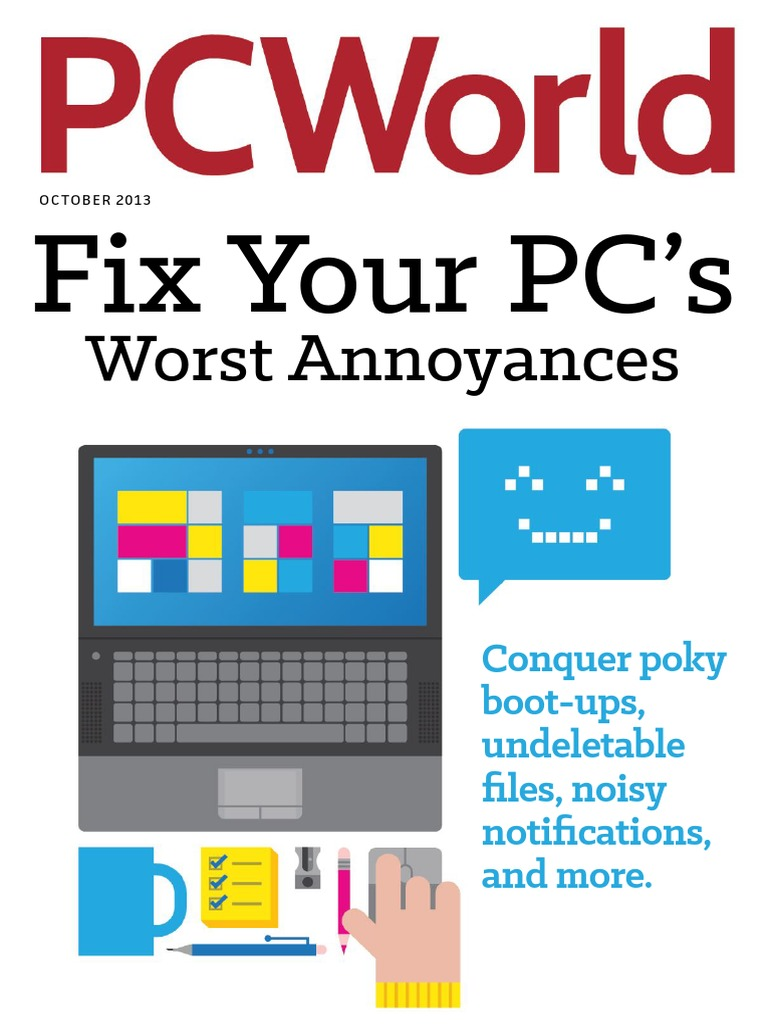 PCWorld USA 2013-10 | Tablet Computer | Firefox