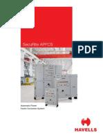 PFC Operating Catalogue