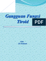 Gangg Fungsi Tiroid Pato