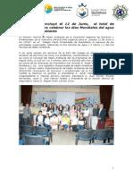 Nota de Prensa Actos Llevado Por Arquicma Dia Mundial Del Medio Ambiente